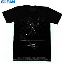 Designer Tees O-Neck Short Sleeve Create Orion Egyptian Astrology Magic Print Tee For Men(China)