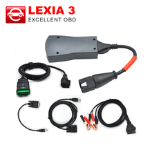 2017 Lexia3 Diagnostic Tool Lexia 3 V48 PP2000 For Citroen for Peugeot With New Diagbox V7.83 LEXIA-3(China)