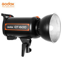 Godox QT Series QT600 600WS High-Speed Photography Studio Strobe Flash Modeling Light Recycling Time 0.05-1.2s(China)
