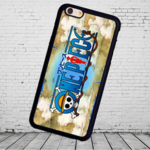 Popular Anime One Piece Phone Phone Cases Accessories For iPhone 6 6S Plus 7 7 Plus 5 5S 5C SE 4S Soft Rubber Cover Shell