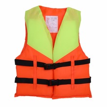 Children Life Vest Outdoor Swimming Boating Life Jacket Fishing Boating Drifting Buoyancy Aid Children's Lifesaving Lifejacket(China)