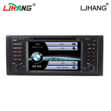 7'' Auto Car radio stereo audio car dvd player For BMW E39 X5 M5 E38 E53 car multimedia dvd audio radio video Gps can bus ipod
