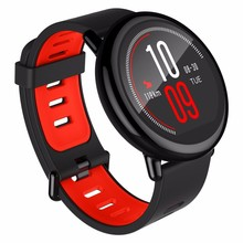 Xiaomi Amazfit Smart Watch HUAMI Pace Smartwatch Bracelet Sports Heart Rate Bluetooth WiFi android fitness tracker watch(China)