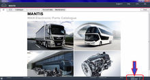 MAN Mantis v.541 EPC [07.2016] NEW Spare parts catalog for MAN Trucks Buses and Engines