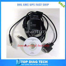 Best price 5pcs 1747-UIC for Allen Bradley USB to DH485 - USB to 1747-PIC PLC,USB Programming cable DHL EMS UPS FAST SHIP(China)