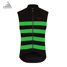 4 color! Breathable mesh high quality professional sleeveless cycling Jersey 2017 Eyessee competition mtb bicycle clothing(China)