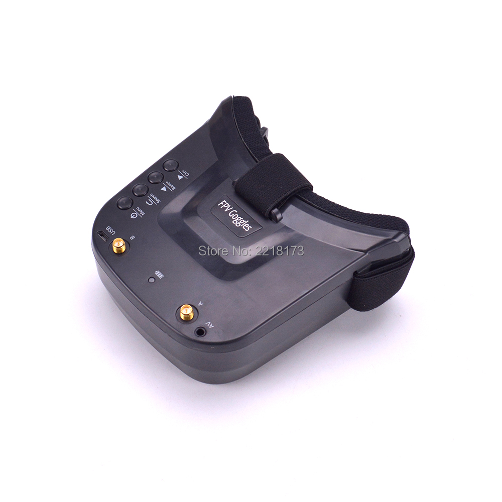 3 inch VR goggles built in 1200mah battery without DVR (9)