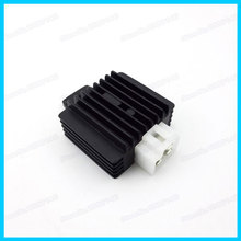 4 pin Voltage Regulator Rectifier for  50cc 70cc 90cc 110cc 125cc ATV Quad pit dirt bike Go kart  motorcycle Moped Scooter