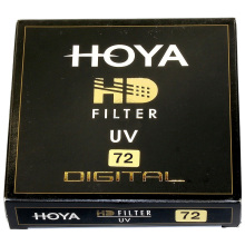Hoya 72mm HD UV Ultra-Violet Filter Digital High Definition Lens Protector for Digital SLR Lens Filter