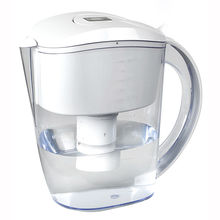 3.5 Litres Alkaline Water Purifier Filter Lifetime is up to 600 Litres Portable Ionizer Water Pitcher(China)