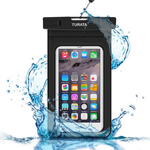 Puscard Universal Waterproof Pouch For iPhone 6/6 Plus Samsung Galaxy Smart Cell Phones PVC Bag Case Pouch Phone Cases Hot