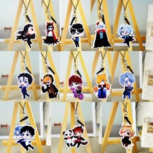10 Pcs/lot Anime YURI ON ICE phone strap/headset plug Victor Nikiforov Katsuki Pendant Keychain for phones Bags Figures
