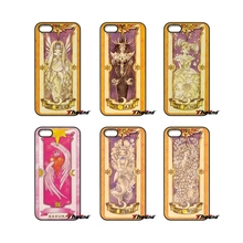 For HTC One M7 M8 M9 A9 Desire 626 816 820 830 Google Pixel XL One plus X 2 3 sakura card captor cardcaptor The Voice Card Case(China)