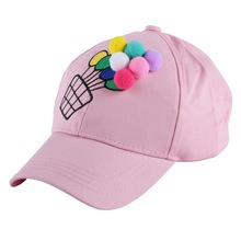 New design beautiful cute boys girls kids summer hats cool hat wholesale fashion children baseball caps baby hat