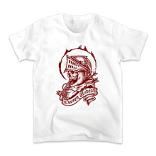 dark souls Abyss walker knight artorias t shirt men jollypeach white casual tshirt homme Short Sleeve Plus Size mens T-shirt(China)