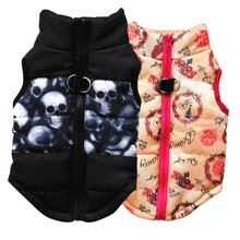 New Arrived Pet Dog Vest Autumn Winter Warm Soft Padded Vest Harness Puppy Small Dogs Coat Clothes Dog Shirt(China)