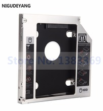 NIGUDEYANG 2nd Hard Drive HDD SSD Optical Caddy Adapter for SAMSUNG RV410 RV411 RV415 RV420(China)