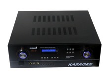 STSTARAUDIO SAMP-2500MP Professional PA DJ Stage Karaoke KTV Club 2CH 2500w 8 ohm Digital Echo Stereo Amplifier(China)