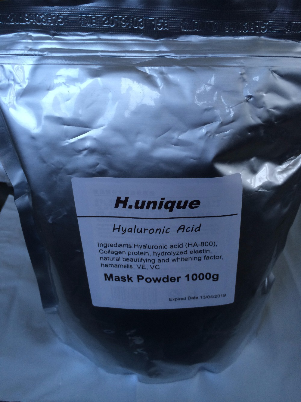 Hyaluronic Acid Whitening Scars Acne Control Soft Powder Firming Lifting Anti Aging Hospital Equipment<br>