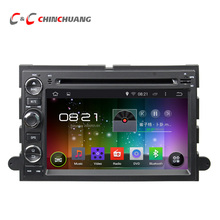 Quad Core HD 1024X600 Android 5.1.1 Car DVD Player for Ford EDGE with Radio GPS Navigation, Support Mirror Link SWC