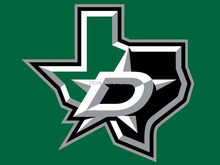 Dallas Stars with modified Flag 150X90CM NHL 3x5FT Banner 100D Polyester grommets Custom 6038,free shipping(China)