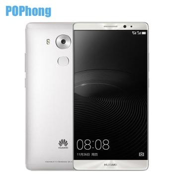 "ORIGINAL HUAWEI Mate 8 3GB RAM 32GB Front Camera Octa core 6.0"" Mobile Phone ROM 4G FDD-LTE Dual SIM Fingerprint"