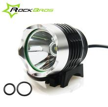 ROCKBROS Bicycle Lights 1200 Lumen CREE XM-L LED MTB Road Bike Light LED Cycling Front Handlebar Flash Lamp Light