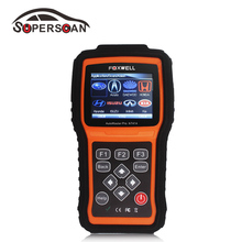 Foxwell NT414 Auto Diagnostic Tool ABS, Airbag SRS,Transmission, Engine Diagnosis Oil Light Reset EPB Service Scanner Automotivo