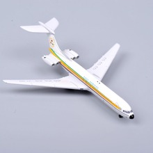 Inflight500 1:500 Model Airplane East African Airways Super VC-10 Airliner Diecast Aircraft Model Brinquedos Kids Toys Gifts B(China)