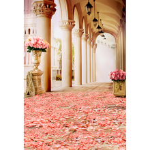 vinyl Palace Stage Background Wedding Photography Backdrops Festival Background Studio For Photos CM-6262