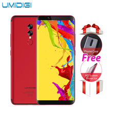 "UMIDIGI S2 Lite Dual Rear Camera 7.0"" 5100Mah Battery Smart Mobile Phone 4GB RAM 32GB ROM Google Play Android Cell Phone(China)"