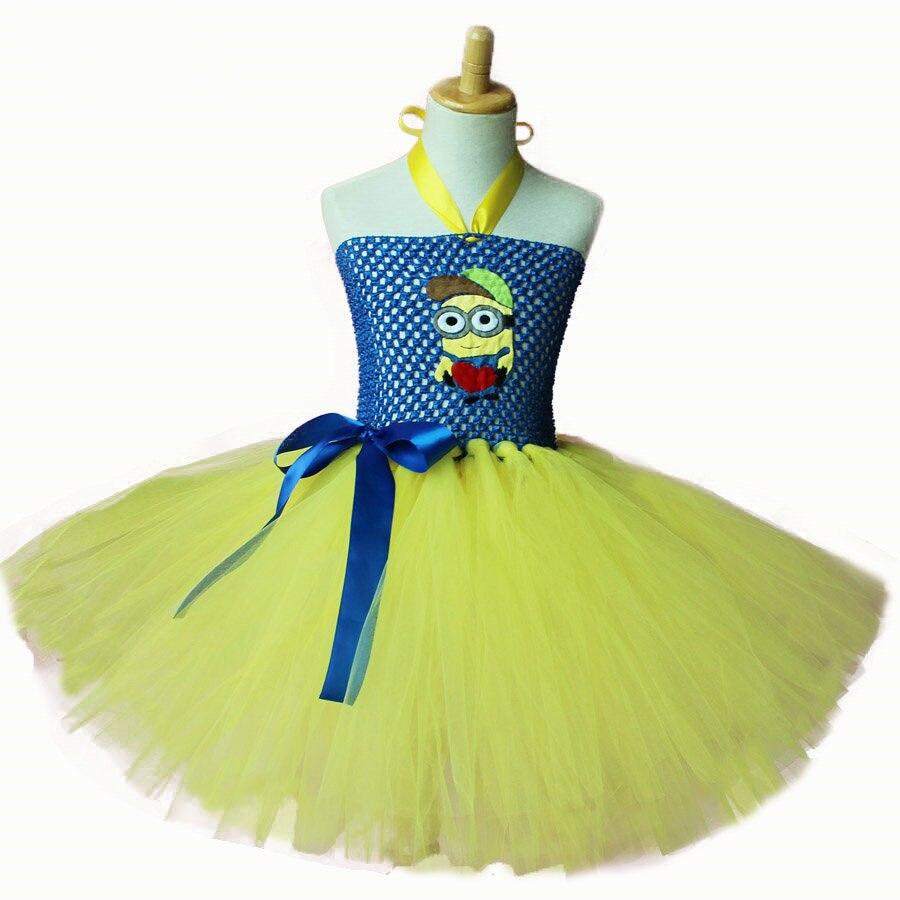 hotsale 2016 cute toddler clothes cartoon infant tutu girls summer dress<br><br>Aliexpress