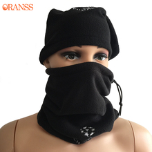 Soccer Training Neckerchief Football Scarf Outdoor Sports Dual-use Riding Running Windproof Multifunctional Fleece Warm Hat(China)