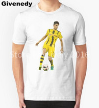 Marc Bartra Mens & Womens Personalized  T Shirt Short Sleeve T Shirt