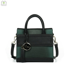 Martin ma 2017 New Italian Embossed Leather Messenger Bag Mini Handsome Handbag Famous Brand Cowhide Handmade DIY Mini Bags