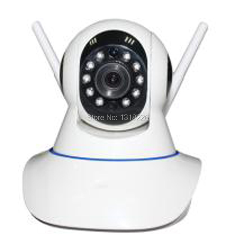 WiFi Smart Net Camera Night Vision Internet Surveillance Camera Built-in Microphone With Phone remote monitoring ip camera<br>
