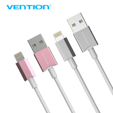 Vention 8Pin USB Charging Charger Data Sync Adapter USB Cable 1m Charging Cord for Apple iphone 5/5s/5c/6/6 Plus