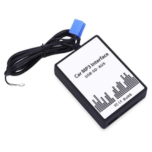 Car MP3 Interface USB / SD Data Cable Built-in Amplifier Chip Audio Digital CD Changer for Ford / VW / Skoda / Seat Smart Design