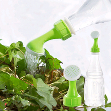 Wholesale 2pcs Small Gardening Tools Watering Sprinkler Portable Household Potted Plant Waterer Garden Tools Water(China)