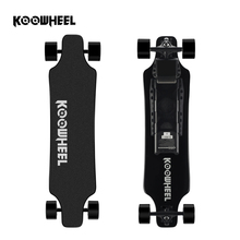 Koowheel Upgraded 4 Wheel Electric Skateboard Dual Hub Motor Patinete Wireless Bluetooth Electric Longboard for Adults(China)
