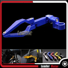 Hot Sale Motorcycle Accessories Brake Line Clamp Blue For YAMAHA T-MAX 530 TMAX 500 MT-01 MT-07 MT-09/MT-09 Tracer R1 R6 R125