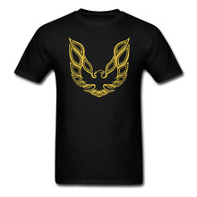 2017 New Arrivals Trans Am Firebird  men T shirt Knight Rider American Muscle car tee 2017 Fashion Men T Shirt Clothing Printed
