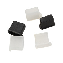 5Pcs Silicone USB Type A Male Anti-Dust Plug Stopper Cap Cover Protector