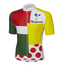 2017 Men Cycling jersey Short Mountain Bike Ciclismo New style Team Clothing Breathable/Anti-sweat Customize multiple colors