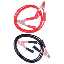 VODOOL 2pcs 500Amp Car Emergency Power Booster Battery Jumper Cables for Universal Car High Quality Cables Adapters & Sockets(China)