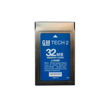 32MB CARD FOR G-M TECH2 6 kinds software original g-m tech2 32mb card ,32 MB Memory G-M Tech 2 Card for ISUZU(China)