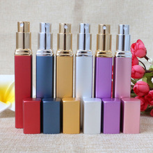 1 Piece 12ML Portable Spray Bottle Empty Perfume Bottles Colorful Refillable Perfume Atomizer Travel Accessories TN(China)