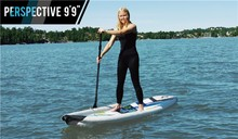 "9'9""feet Beginner Surfing Stand up paddle board Sup Board Surfboard Paddle board Surf board SUP Kayak Inflatable boat(China)"