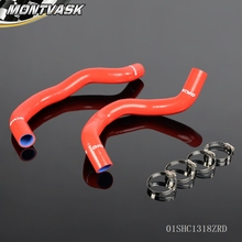 Silicone Radiator Hose Kit For HONDA ACCORD EURO-R/Acura TSX CL7 K20A 02-08