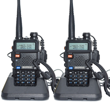 2pcs uv-5r High power version trile power baofeng real 8w for two way radio VHF UHF dual band portable radio walkie talkie uv 5r